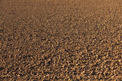 Freshly ploughed acre Royalty Free Stock Photography