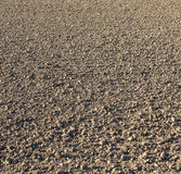 Freshly ploughed acre Stock Image