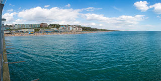 Bournemouth Beach Royalty Free Stock Photo