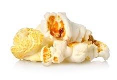 Freshly popped corn Royalty Free Stock Images