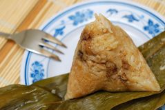 Freshly steamed dumpling Royalty Free Stock Photo