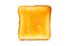 Freshly toasted bread isolated Royalty Free Stock Photography
