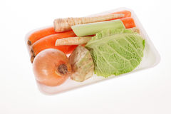 Freshly vegetables Stock Image