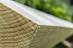 Wooden beams fresh Royalty Free Stock Photo