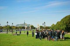 Freshmen Hazing Paris France Stock Photos