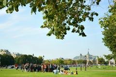 Freshmen Hazing Paris France Royalty Free Stock Images