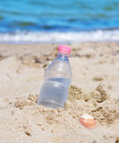 Freshness in bottle Royalty Free Stock Images