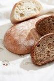 Freshness Bread Set Stock Image