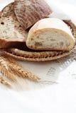 Freshness Bread Set Royalty Free Stock Photos