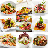 Freshness Salad Stock Images