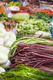 Freshness vegetables Royalty Free Stock Photos