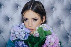 Freshness, youth, beauty stock photography
