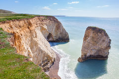 Freshwater Bay Isle of Wight Royalty Free Stock Images