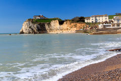 Freshwater Bay Isle Of Wight England Stock Photos