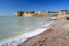 Freshwater Bay Isle Of Wight England Royalty Free Stock Photo