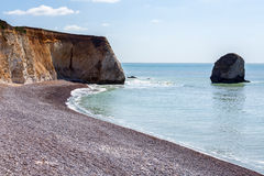 Freshwater Bay Isle Of Wight England Stock Images