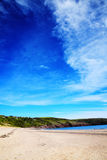 Freshwater East, Pembrokeshire, Wales Stock Photo