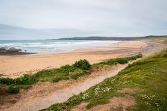 Freshwater West Wales Stock Image
