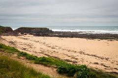 Freshwater West Wales Royalty Free Stock Photos