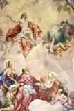 fresk Zdjęcie Stock