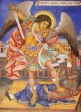 fresk Obraz Royalty Free