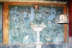 fresk rzymski zdjęcia royalty free