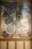 Fresko mit Form Lizenzfreies Stockfoto