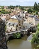 Fresnay-sur-Sarthe Royalty Free Stock Photos