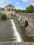 Fresnay-sur-Sarthe Royalty Free Stock Images