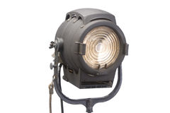 Fresnel lamp Royalty Free Stock Photography