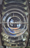 Fresnel Lens, from a lighthouse Stock Photos