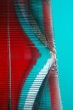 Fresnell-Linse Lizenzfreies Stockfoto