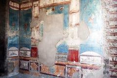 Fresque de Pompeii photographie stock libre de droits