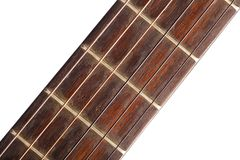 Fret board Stock Photography