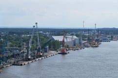 Fret de dock Photos stock