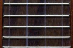 Fretboard гавайской гитары Стоковые Изображения