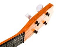 Fretboard da guitarra da criança Imagem de Stock Royalty Free