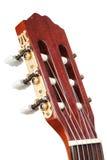 Fretboard de guitare Photos stock