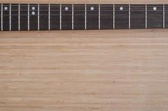 fretboard elektryczna gitara Obrazy Royalty Free