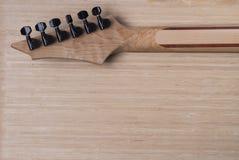 fretboard elektryczna gitara Obraz Royalty Free