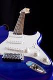 Fretboard guitar Royalty Free Stock Photos