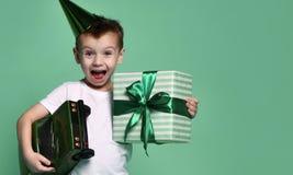 Freude am Geburtstag lizenzfreie stockfotografie