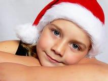 Freude am Weihnachten stockbild