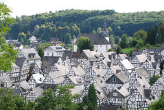 Freudenberg Royalty Free Stock Images
