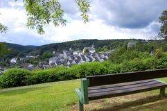 Freudenberg, Alemanha imagem de stock royalty free