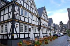 Freudenberg, Alemanha fotos de stock royalty free