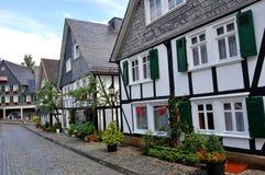 Freudenberg, Alemanha fotografia de stock