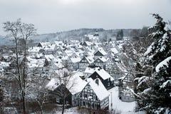 Freudenberg Panorama Stock Photos