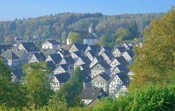Freudenberg,Siegerland,North Rhine Westfalia,Germany Royalty Free Stock Photography