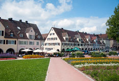 Freudenstadt in Black Forest, Germany Royalty Free Stock Photography
